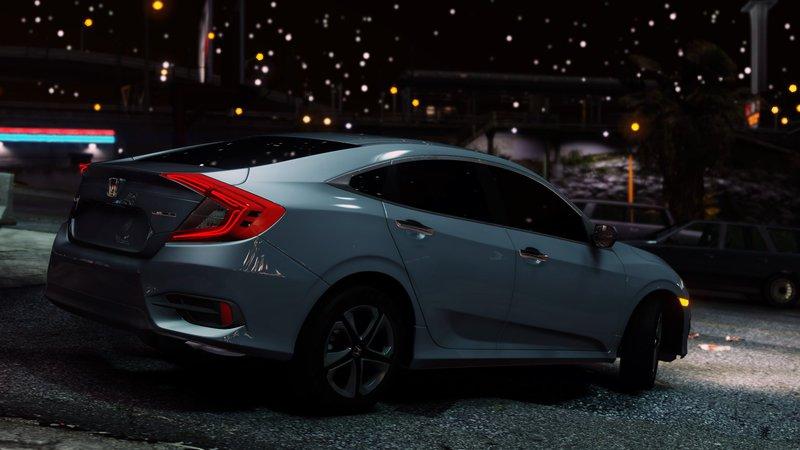 Gta Honda Civic Lx Sedan Mod Gtainside Com