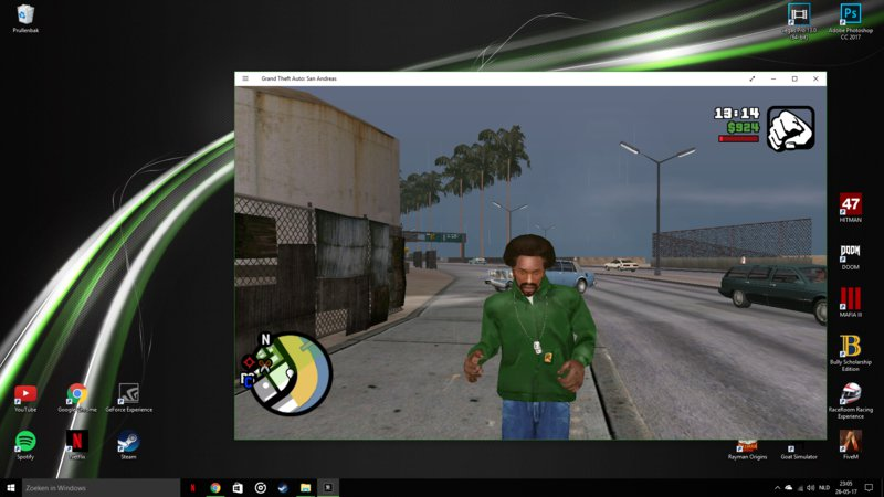 android games like gta sa