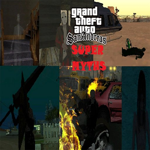 Gta San Andreas Myths And Legends Mod Download