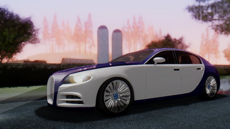 gta san andreas bugatti galibier 16c mod. Black Bedroom Furniture Sets. Home Design Ideas