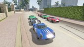 Jaguar X13 Add-on Race Edition (add-on)