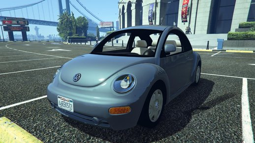 Volkswagen Beetle 2003 [Add-On / Replace]
