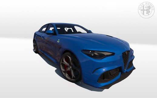 2016 Alfa Romeo Giulia Quadrifoglio [Add-On | Livery | HQ]