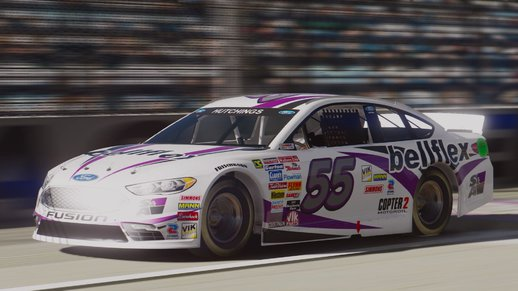 Ford Fusion NASCAR [Add-On | Livery]