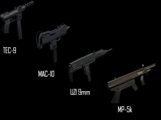 LCS Weapon Pack