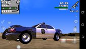 GTA V Vapid Police Stainer Only dff For Android/Pc