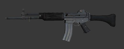 Daewoo K-2 Assault Rifle