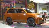 2015 Toyota Land Cruiser 200 Zeus Luv-Line [Add-On / Replace | Animated]