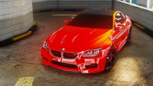 BMW M6 F13 HQ [Add-On / Replace]