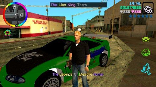 GTA Vice City Colormix Hud Mod - GTAinside com