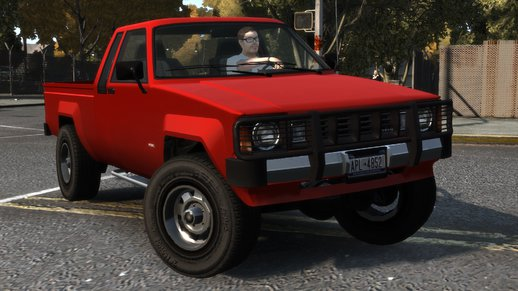 Karin Rebel 4x4 [V3.0]