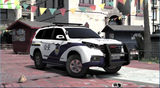 greatwall haval h9 police replace - Gta 5 Police Cars