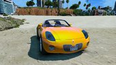 Pontiac Solstice [Add-On / Replace]