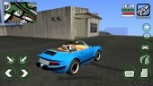 GTA V Comet Retro Dff only for Android