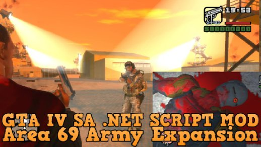 IV SA: Area 69 Army Expansion [.NET] v1.00