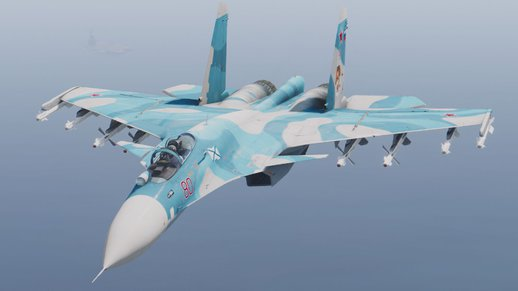 Su-33 Flanker-D /J-15 Fēishā [Custom weapons | Add-On]