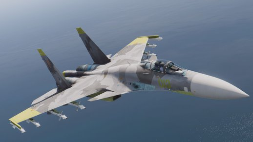 Su-37 Flanker-F [Custom weapons | Add-On]