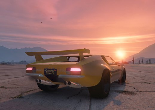 De Tomaso Pantera GTS [Add-On]