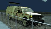 2012 Ford F-250 San Andreas DOT Highway Helper
