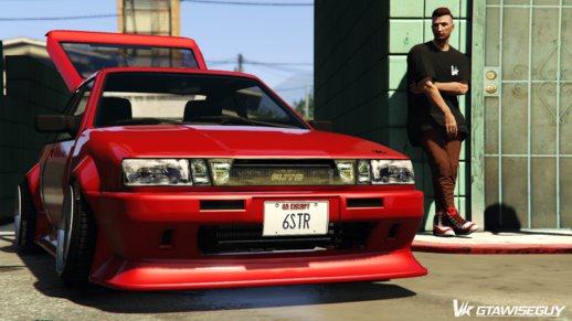 6STR Karin Futo GT Hatch Custom (Tuners and Outlaws) [Add-On | Tuning]