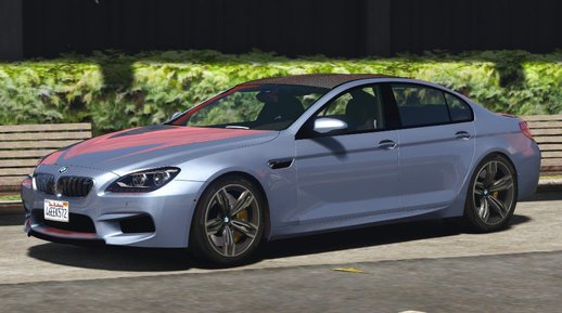 2016 BMW M6 Gran Coupé [Add-On / Replace]