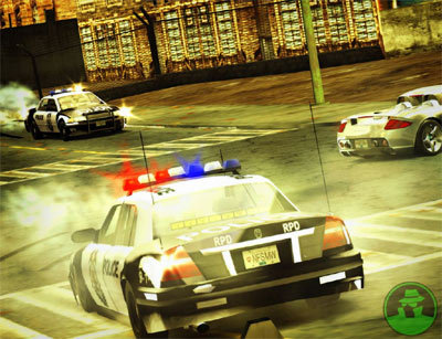 NFS Most Wanted 2005 Police Chase Music For SA