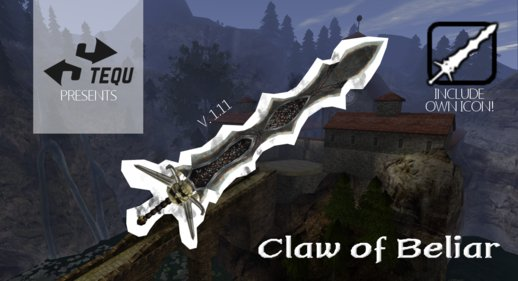 Claw of Beliar v. 1.11