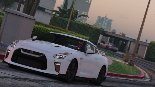 Nissan GTR R35 2017 [Add-on]