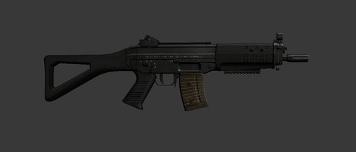 SIG-552 Assaulr Rifle