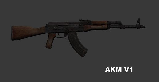 AKM Assault Rifles