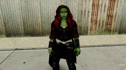 Marvel Future Fight - Gamora (GOTG Vol 2)