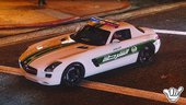 Mercedes-Benz SLS AMG Dubai Police [Add-On / Replace]