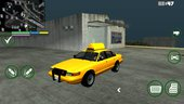 GTA IV taxi dff only for Android
