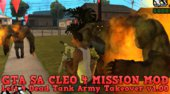 Left 4 Dead Tank Army Takeover v1