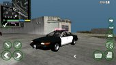 GTA IV Police dff only for Android