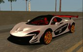 Mclaren P1 NFS Only Dff For Android