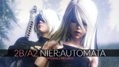 2B & A2 Nier:Automata [Add-On Ped / Replace] v1.2