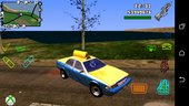 GTA V Vapid Stainer Taxi Only dff For Android/pc