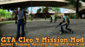 Defeat Tommy Vercetti King Of Vice City