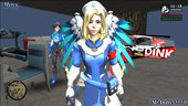 Mercy (Combat Medic Ziegler) from Overwatch