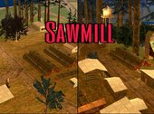 Sawmill Map Mod for Android