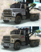 GTA V Vapid Towtruck Large Worn & Cleaner