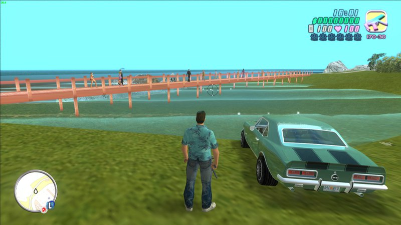 GTA Vice City Water and Reflection Mod - GTAinside com
