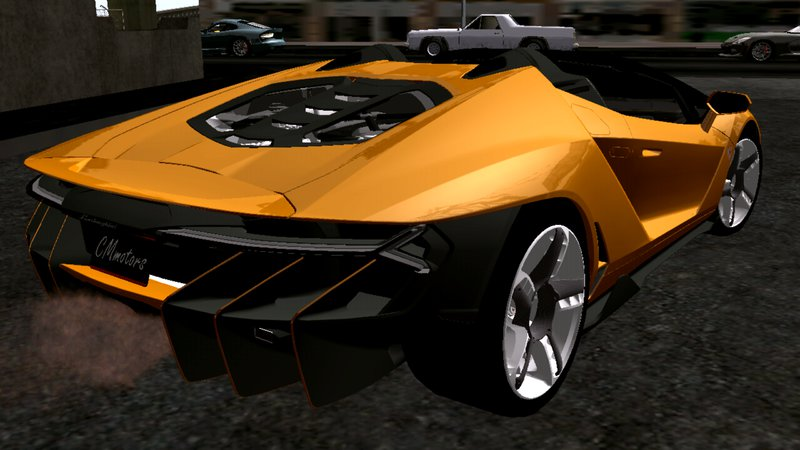 gta san andreas lamborghini centenario roadster mod. Black Bedroom Furniture Sets. Home Design Ideas