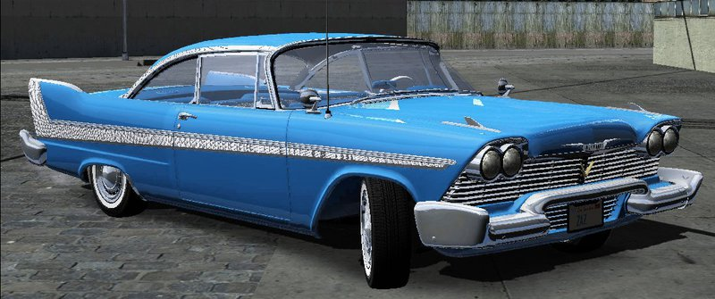 gta san andreas 1958 plymouth belvedere fury mod. Black Bedroom Furniture Sets. Home Design Ideas