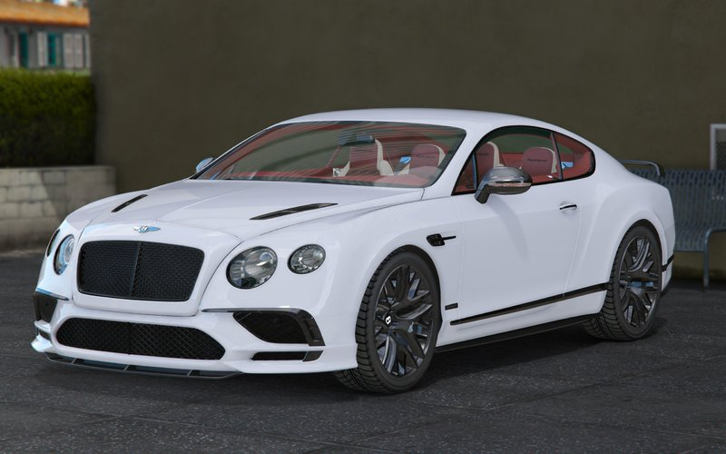 Bentley Continental Supersports >> GTA 5 Bentley Supersport 2017 1.0 [Replace/Addon] Mod - GTAinside.com
