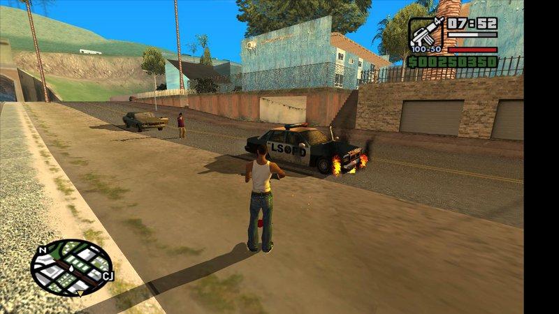 permainan GTA