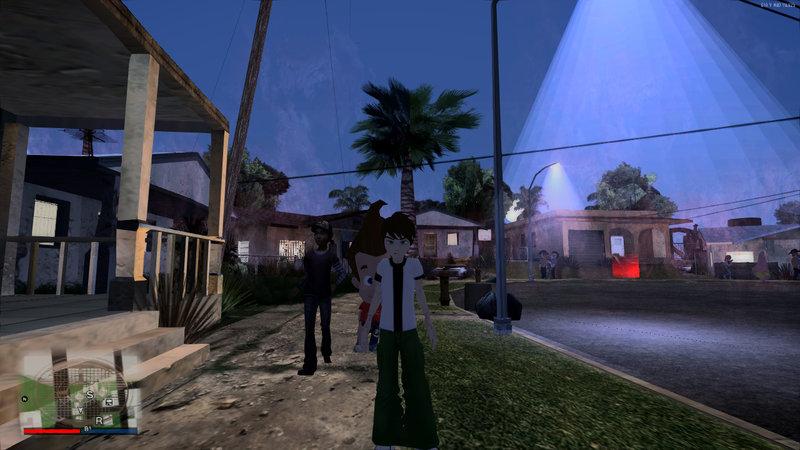 GTA San Andreas Ben 10 Mod - GTAinside com