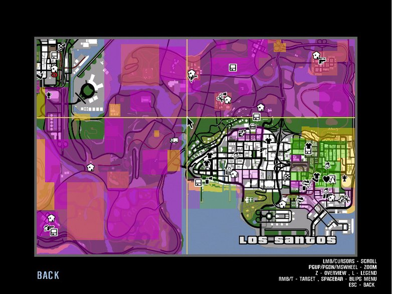 GTA San Andreas King of San Andreas - 100% Savegame Mod ...