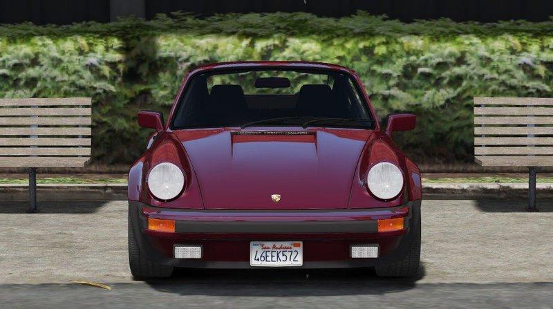 Gta 5 1982 Porsche 911 Turbo 33 Add On Replace Mod Gtainside